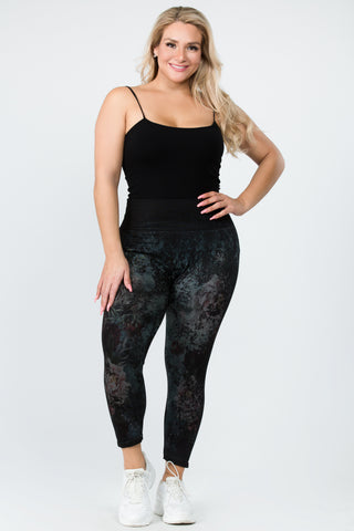 Caelynn Floral Leggings