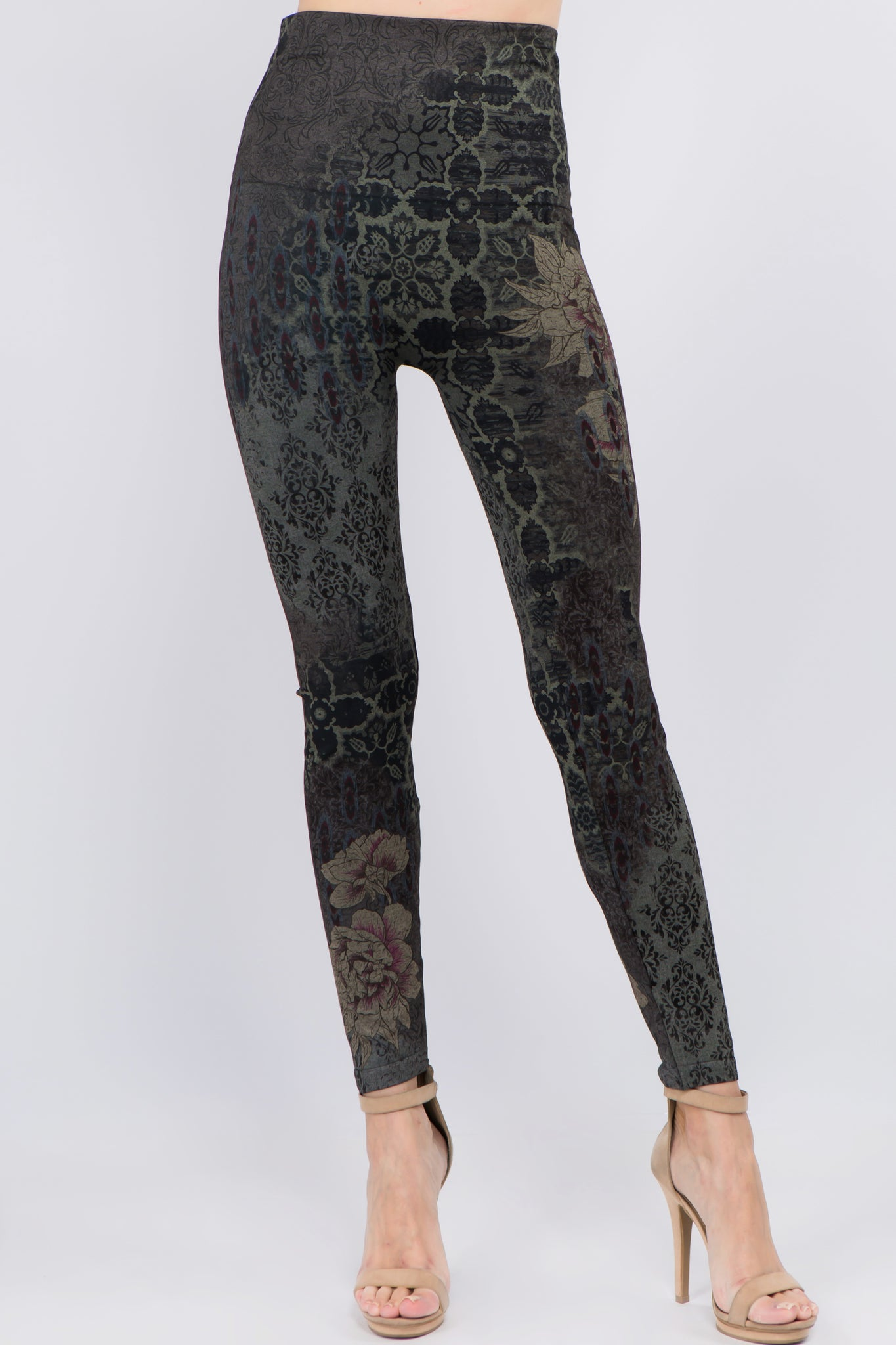 Talulah Print Leggings