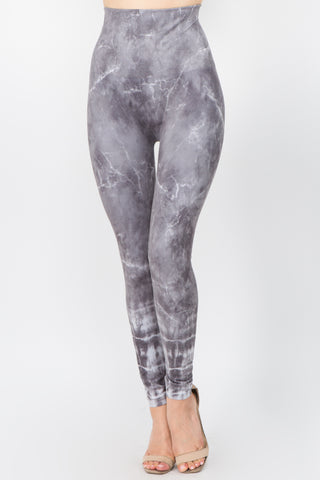 Shibori Marble Leggings