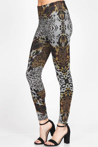 Chester Print Leggings