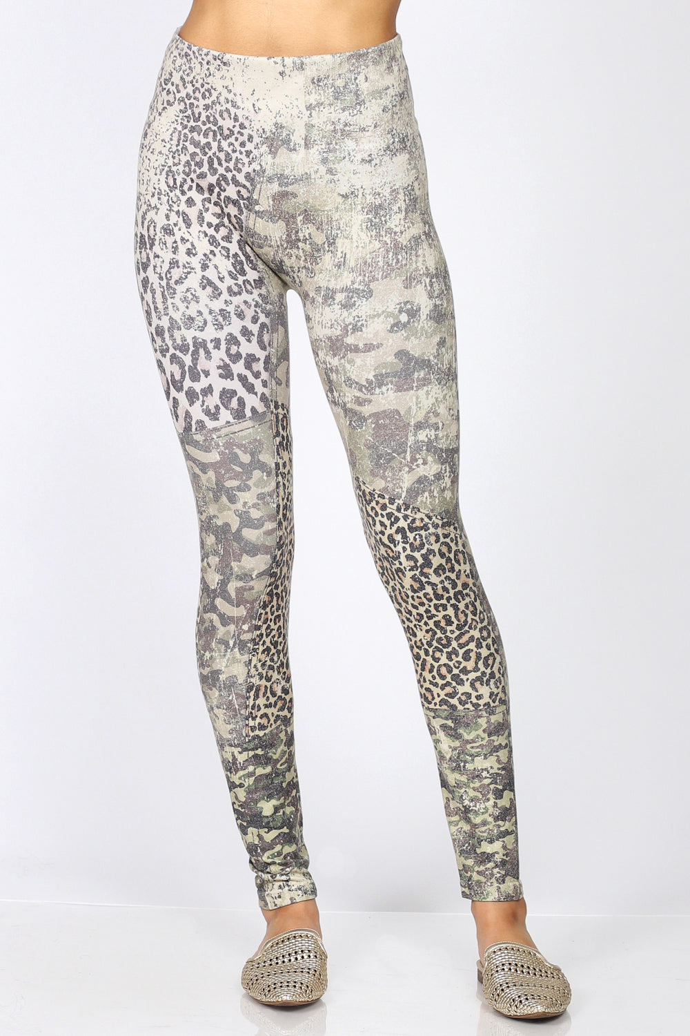 Camo Cheetah Leggings
