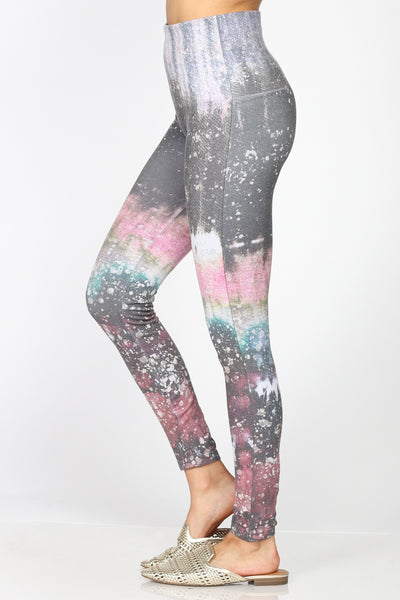 Bella Tie Dye Leggings