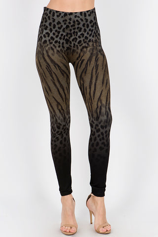 Bengal Leopard Leggings