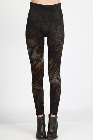 Tiger Stripes Leggings