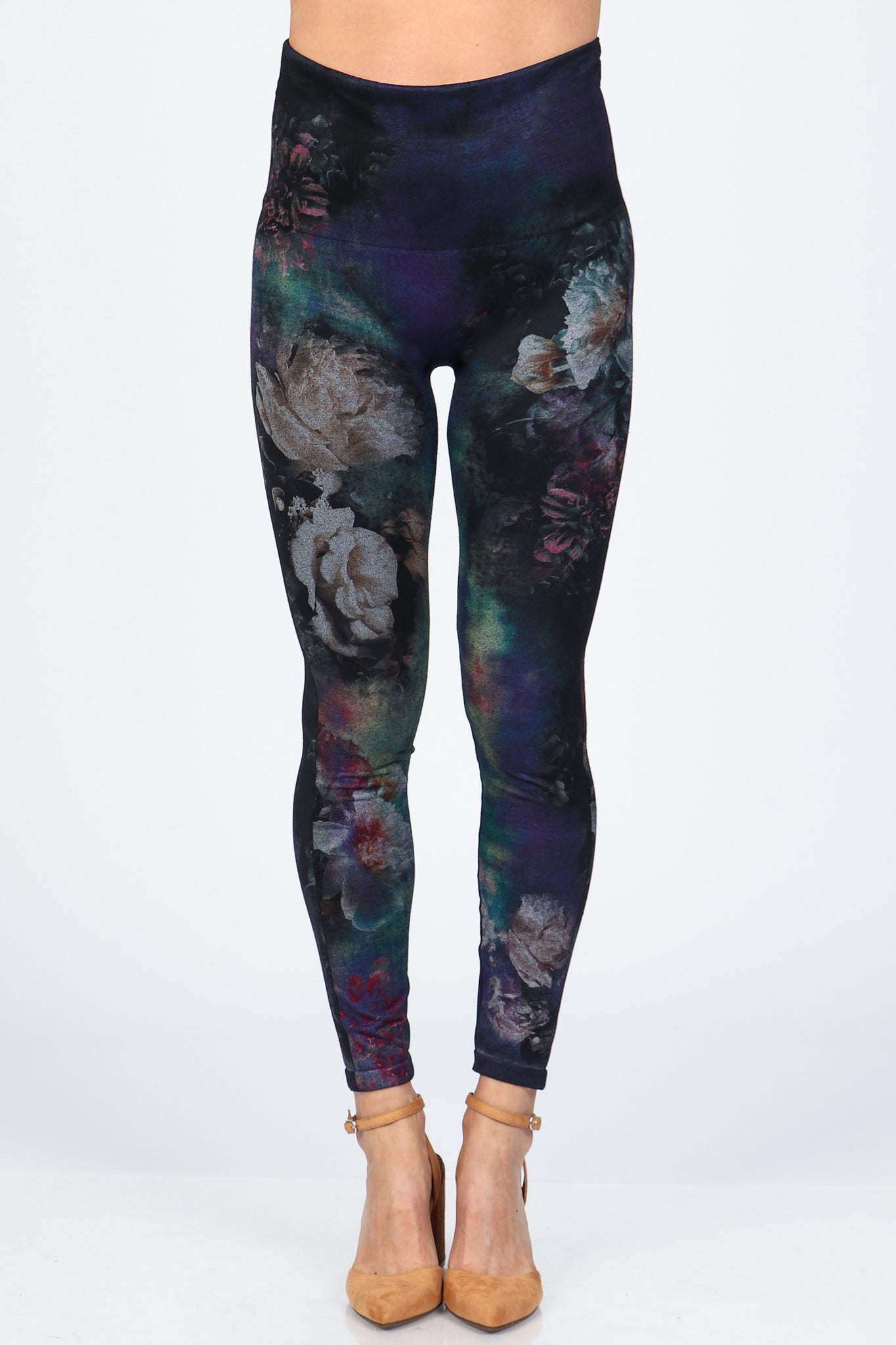 Hypnotic Floral Leggings