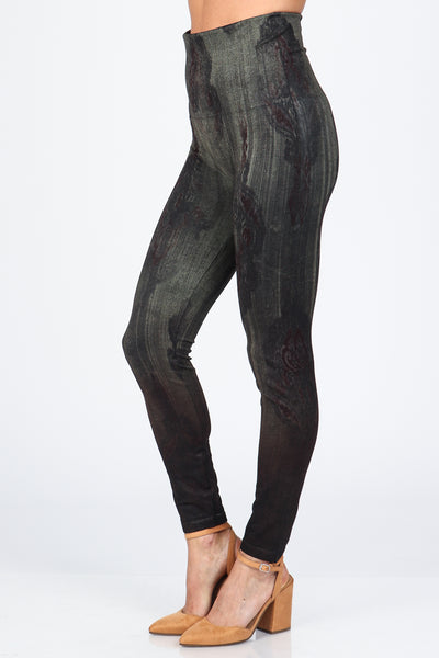 Nouveau Damask Leggings