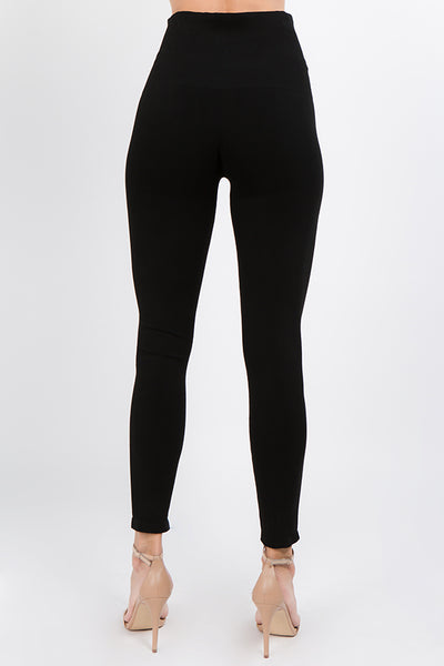 Double Knit High Waist Leggings