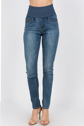 Perfect Wash High Waist Jeans