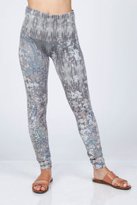 Gabriela Paisley Leggings