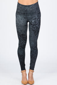 Slate Blue Leggings
