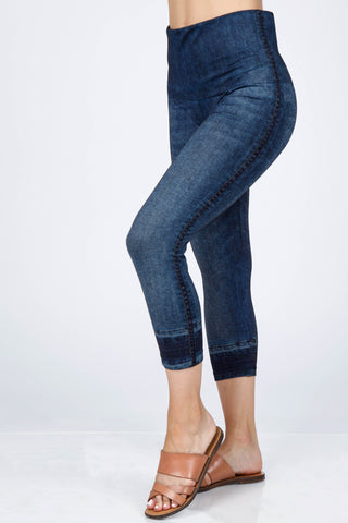 Denim Days Leggings