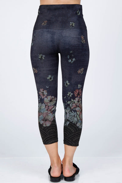 Floral Arrangement Leggings