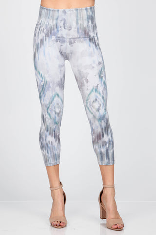 Cool Ikat Leggings