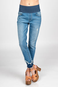 The Looker High Waist Jeans