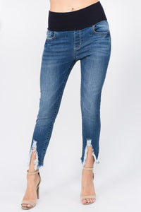 Dylan Cutout High Waist Jeans