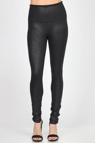 Antique Leatherette Leggings