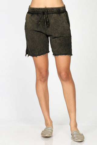 Mina French Terry Shorts