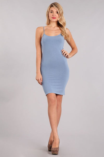 Everyday Spaghetti Strap Dress