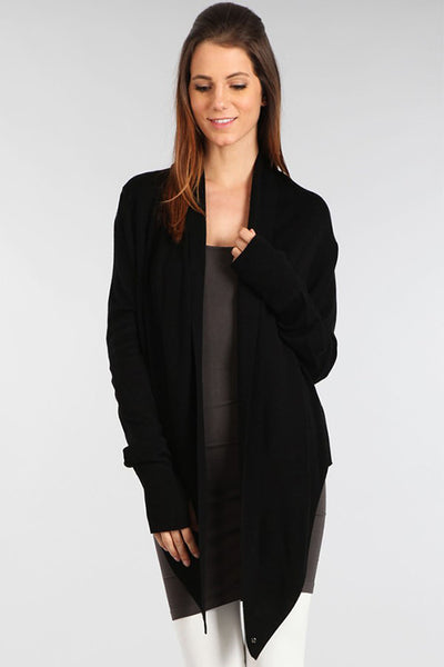 Draped Multiway Cardigan
