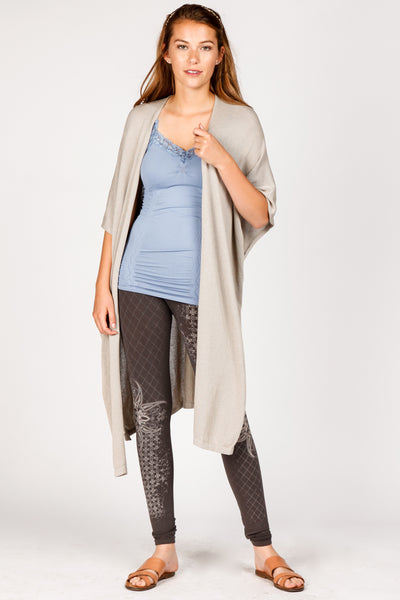 Evelyn Poncho Wrap