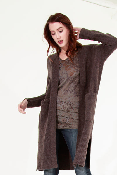 City Chic Duster Cardigan