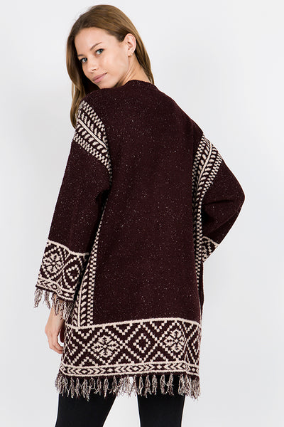 Decatur Boho Cardigan
