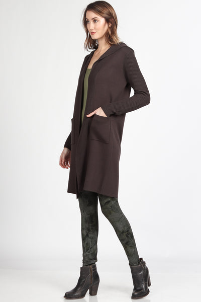 Melrose Hooded Duster