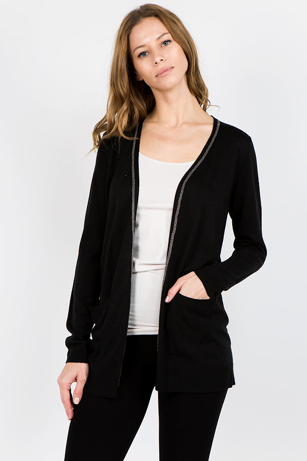 Clarissa Necklace Cardigan