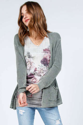 Splendid Knit Cardigan