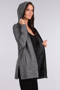 Jenelle Loose Hooded Jacket