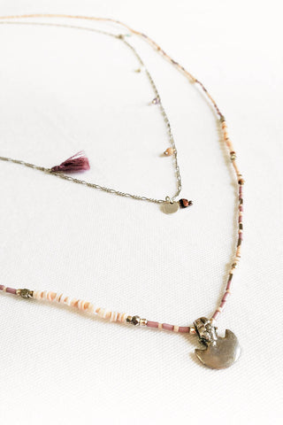 Chan Luu Charm Layering Necklace