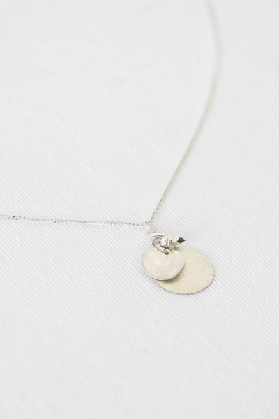 Chan Luu Coin Pendant Necklace