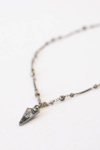 Chan Luu Black Diamond Necklace