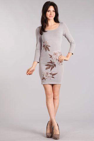 Seraphia Floral Dress