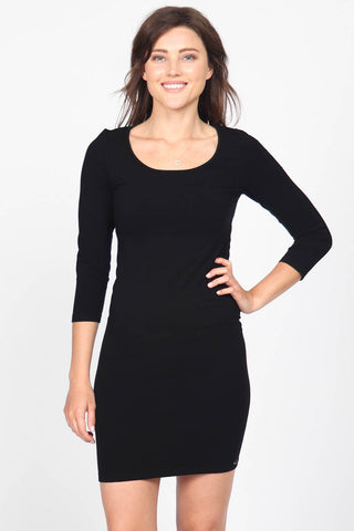 Everyday 3/4 Sleeve Dress