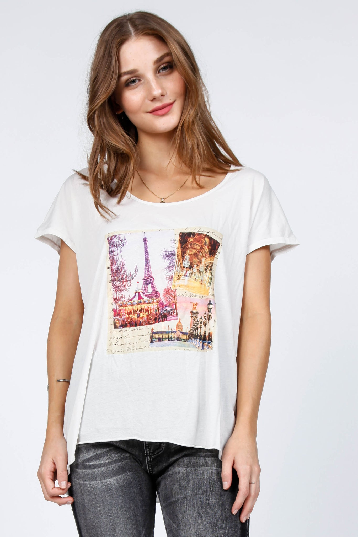 Eiffel Tower Tee