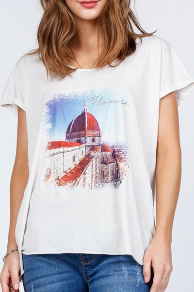 Florence Italy Tee