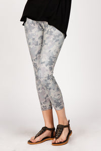Natural Camo Leggings