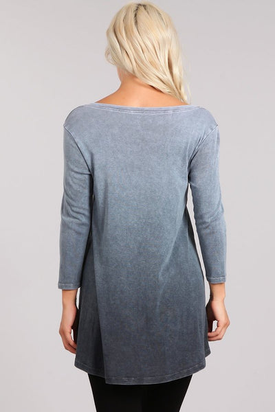 Loveliest Gradient Knit Top