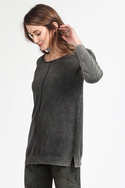 Lucia Mineral Wash Knit