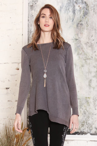 Dannie Asymmetrical Knit