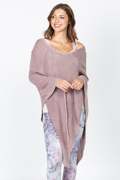 Seaside Love Poncho
