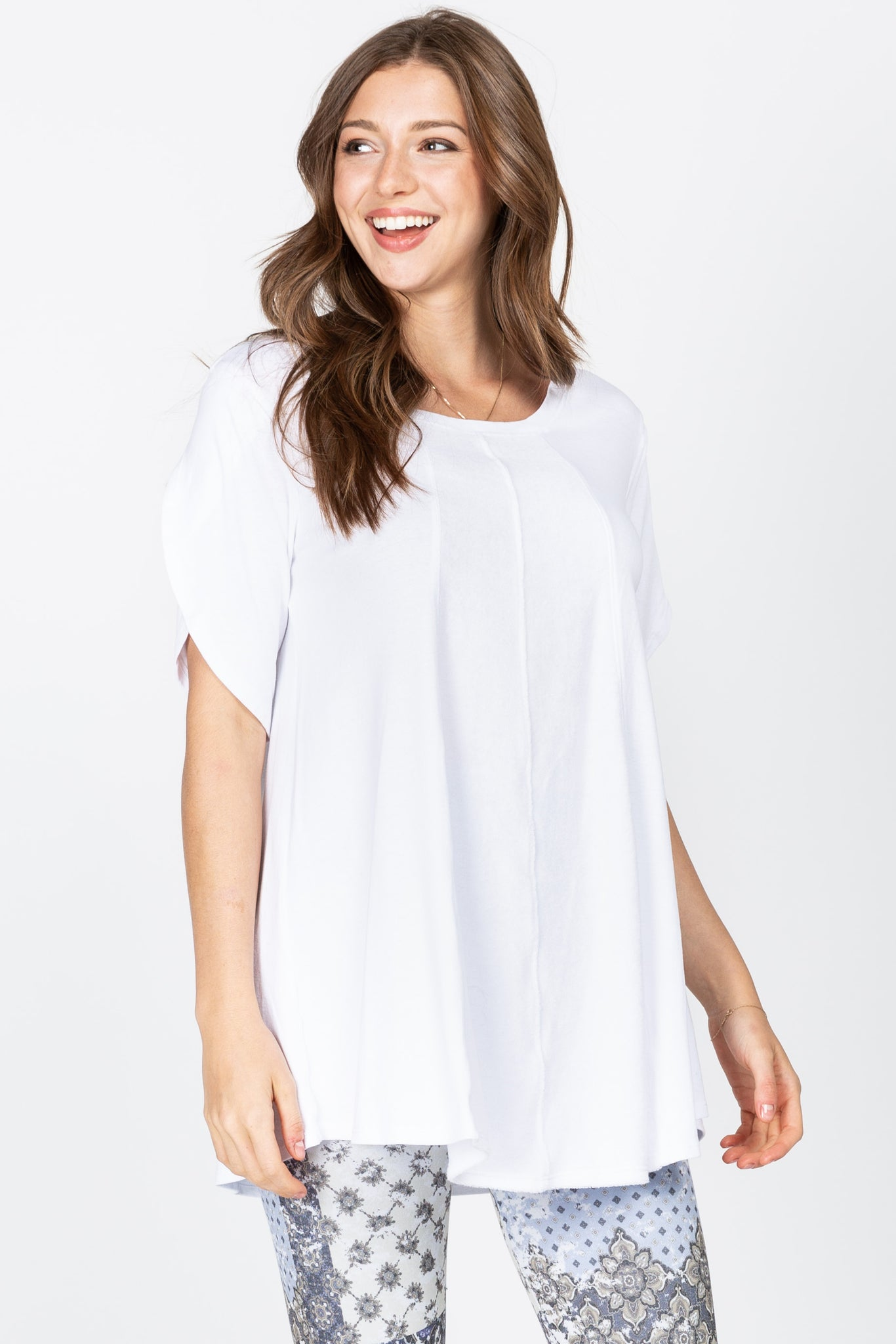 Tulip Tunic Top