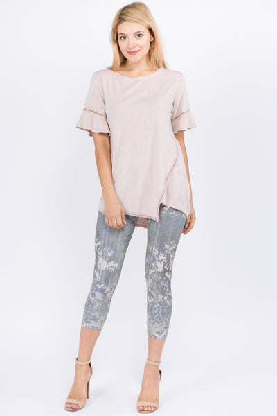 Sweet Flare Sleeve Top