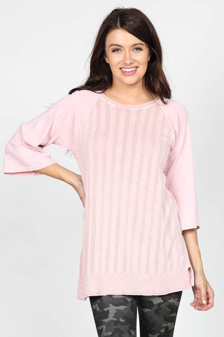 Sheena Flare Knit Tunic