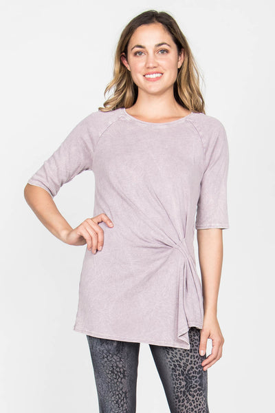 Marilynn Pleated Tunic