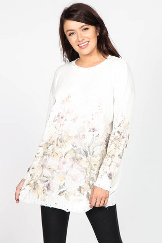 Nicole Sweater Knit Tunic