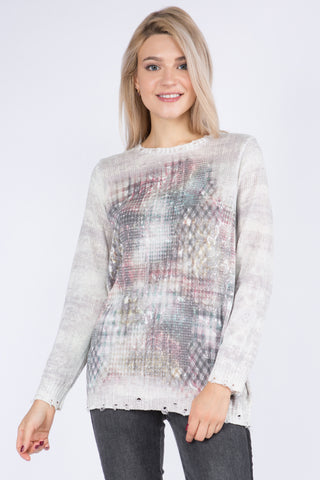 Jaimie Sweater Knit Tunic