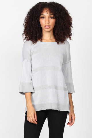 Parker Ribbed Knit Tunic