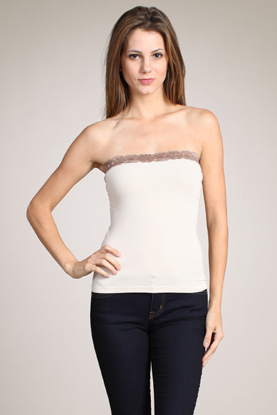 Devon Strapless Top
